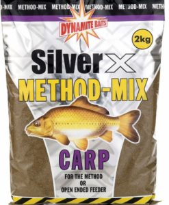Dynamite Silver X Carp - Method Mix
