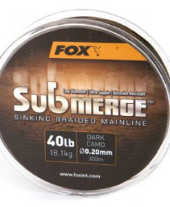 Fox Submerge 40lb 0.20mm - 600m