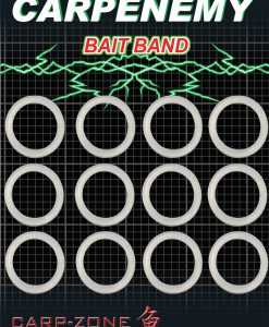 Carp-Zone Bait Bands 20pcs