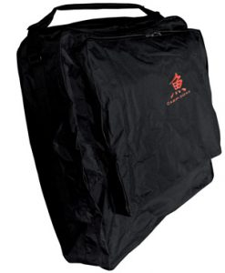 "Carp-Zone ""BLACK CELEBRATION"" bedchair bag"