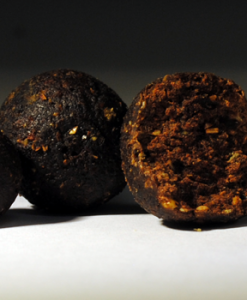 Feed Up Black Mamba Scopex Squid Liver Boilies 14mm / 20mm / 28mm-1KG