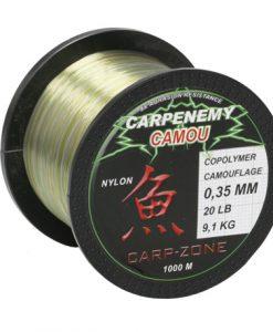 Carp-Zone Nylon Camou 0,35mm 1000mt