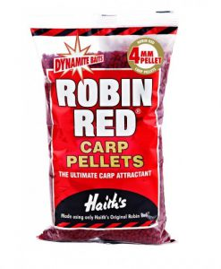 Dynamite Robin Red Carp Pellets-4mm