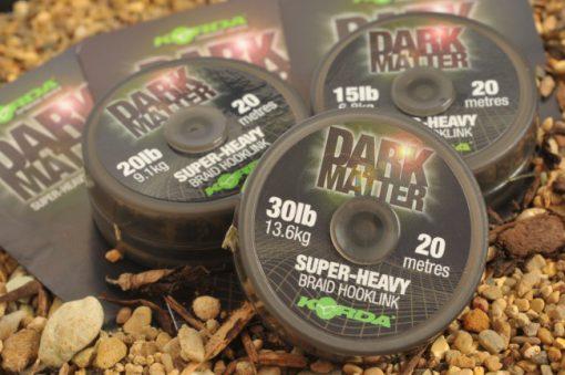Korda Dark Matter 30lb  - 20m
