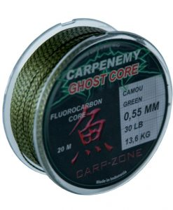 Carp-Zone GHOST CORE 30lb 20mt GREEN