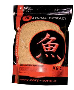 Carp-Zone Krill & Insector Birdfood 1Kg