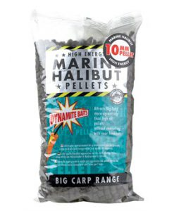 Dynamite Marine Halibut Pellets-10mm