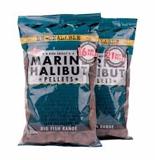 Dynamite Marine Halibut Pellets-21mm