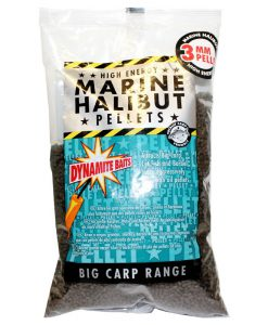 Dynamite Marine Halibut Pellets 3mm