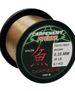 Carp-Zone Pipeline Brown 0,35mm 1000mt