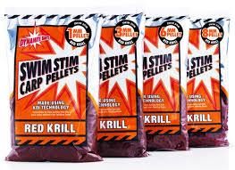 Dynamite Swim Stim Krill Pellets-3mm