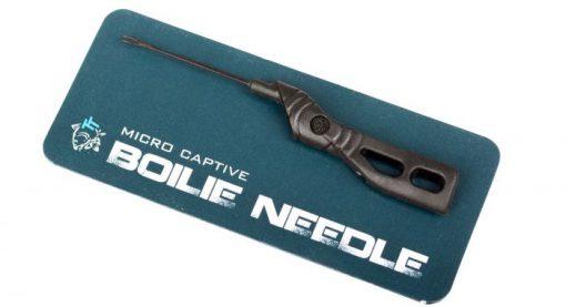 Nash  MICRO CAPTIVE BOILIE NEEDLE (fora esche sottile cappio e clip)
