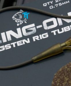 Nash CLING ON TUNGSTEN RIG TUBE 0.75mm