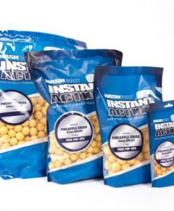 Nash INSTANT ACTION Pineapple Crush Boilies  15mm-20mm 1 Kg