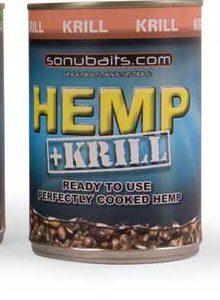 Sonubaits HEMP+KRILL - 400gr