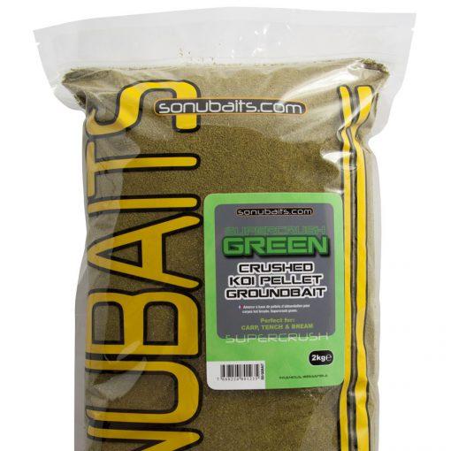 Sonubaits SUPERCRASH GREEN - 2Kg