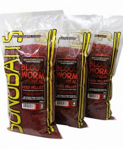 Sonubaits  BLOODWORM FEED PELLETS
