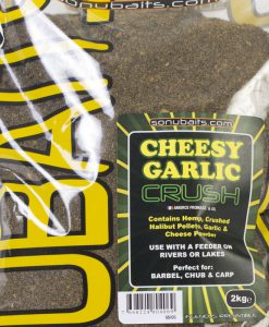 Sonubaits CHEESY GARLIC CRUSH - 2Kg