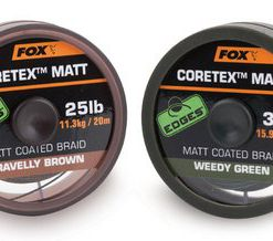 Fox Coretex Matt Weedy Green / Gravelly Brown