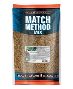 Sonubaits MATCH METHOD MIX DARK - 2Kg