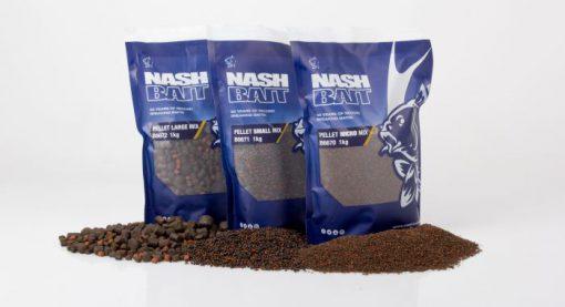 Nash Mega Pellet Mix - 1Kg