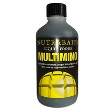 Nutrabaits Liquid Foods MULTIMINO