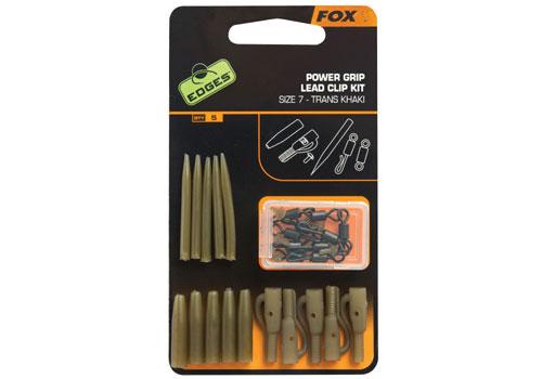 Fox Power Grip Lead Clip Kit