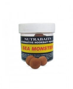 Nutrabaits Alternative Hookbait Pop-Ups SEA MONSTER