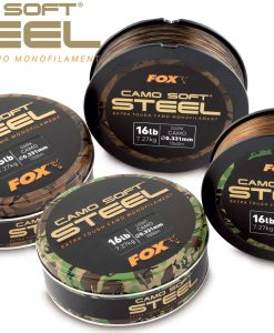 Fox Soft Steel Light Camo-1000m