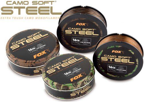 Fox Soft Steel Light Camo-1000m