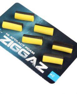 Nash ZIGGAZ HI-ATTRACT FOAMS BLACK/YELLOW