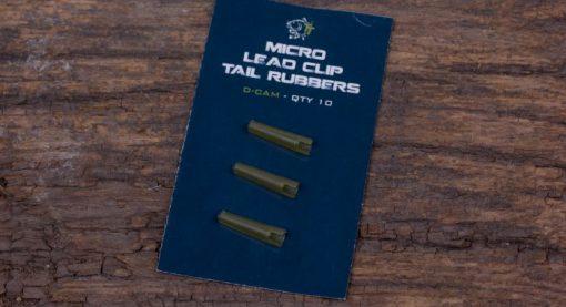 Nash MICRO LEAD CLIP TAIL RUBBERS