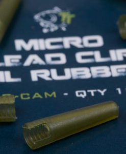 Nash MICRO LEAD CLIP TAIL RUBBERS