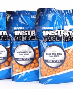 Nash INSTANT ACTION Tandori Spice Boilies 15mm-20mm 1Kg