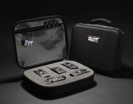 Delkim Black Box - Storage Case