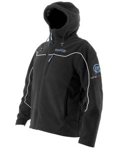 Preston Windproof Hooded Fleece Jacket