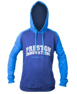 Preston Two Tone Blue Hoodie