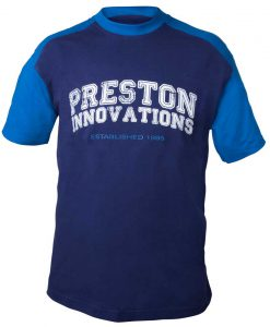 Preston Two Tone Blue T-Shirt