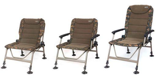 Fox R Series Chairs
