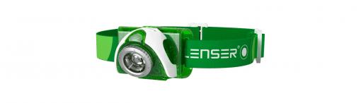 Led Lenser SEO 3 Green