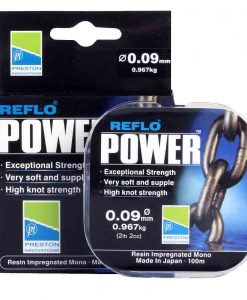 Preston Reflo Power