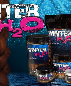 Carp-Zone WINTER H2O Hookbait 15mm-20mm-24mm / 400gr