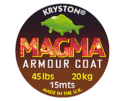 Kryston MAGMA 45lb - GRAVEL BROWN