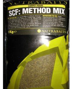 Nutrabaits SCF: METHOD MIX - 1Kg