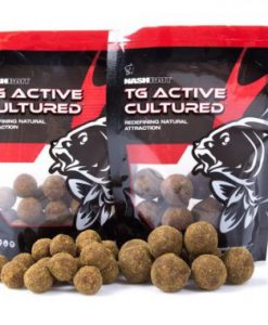 Nash TG ACTIVE CULTURED HOOKBAITS 15mm-20mm