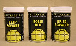 Nutrabaits DRIED SEAWEED Nutritional Attractors