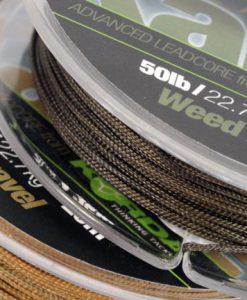Korda KABLE Weed/Silt 50lb-25m