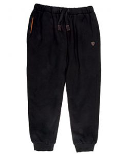 Fox Black/Orange Heavy Lined Joggers