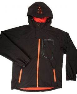 Fox Black/Orange Softshell Jacket