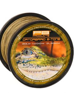 Pb Products Gatorbraid 2-Tone 30lb-1000m 0,30mm